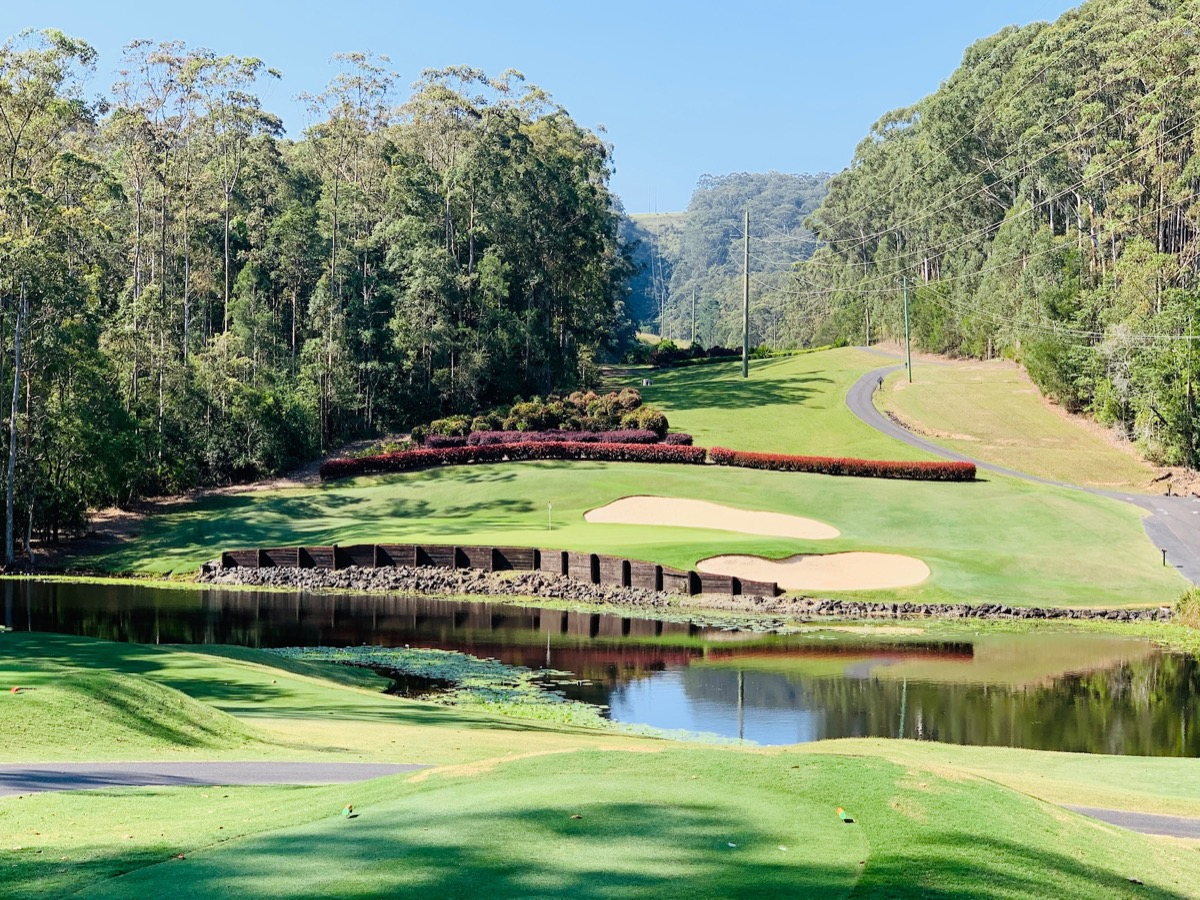 Bonville Resort- hole 17