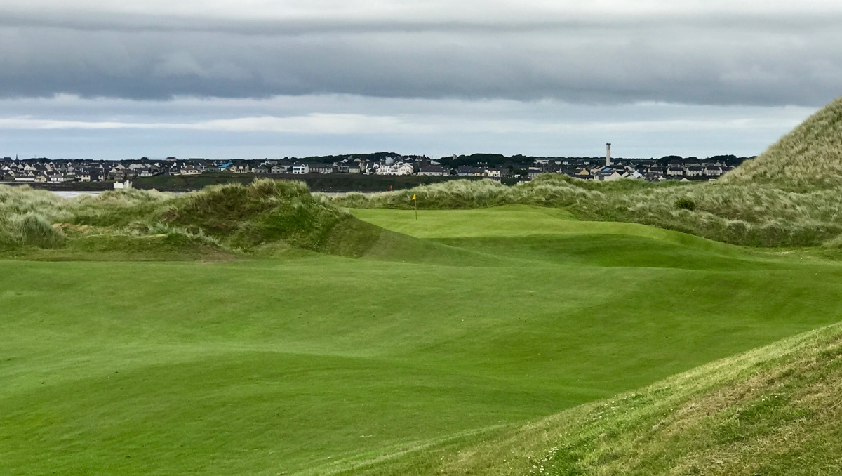 Enniscrone GC- hole 15