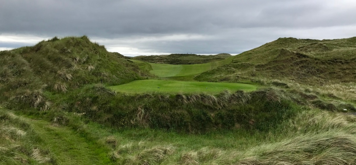 Enniscrone GC- hole 2