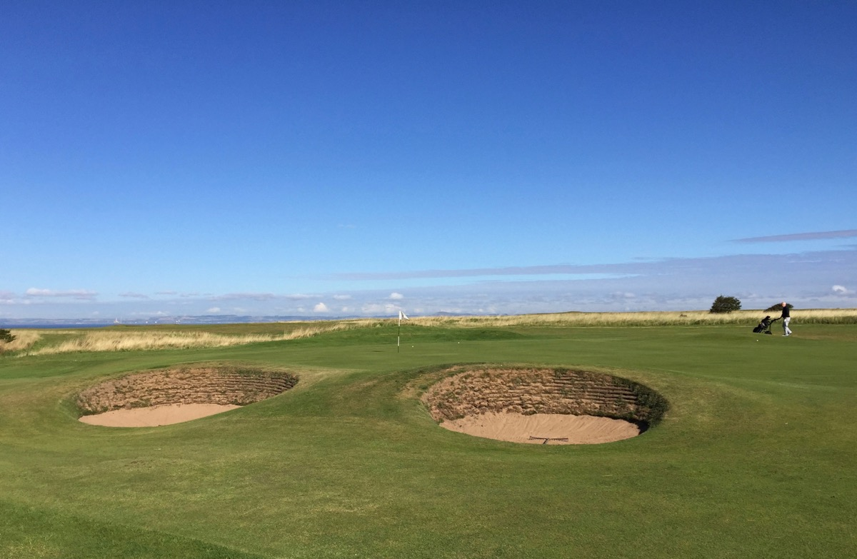 Gullane GC No 2 course
