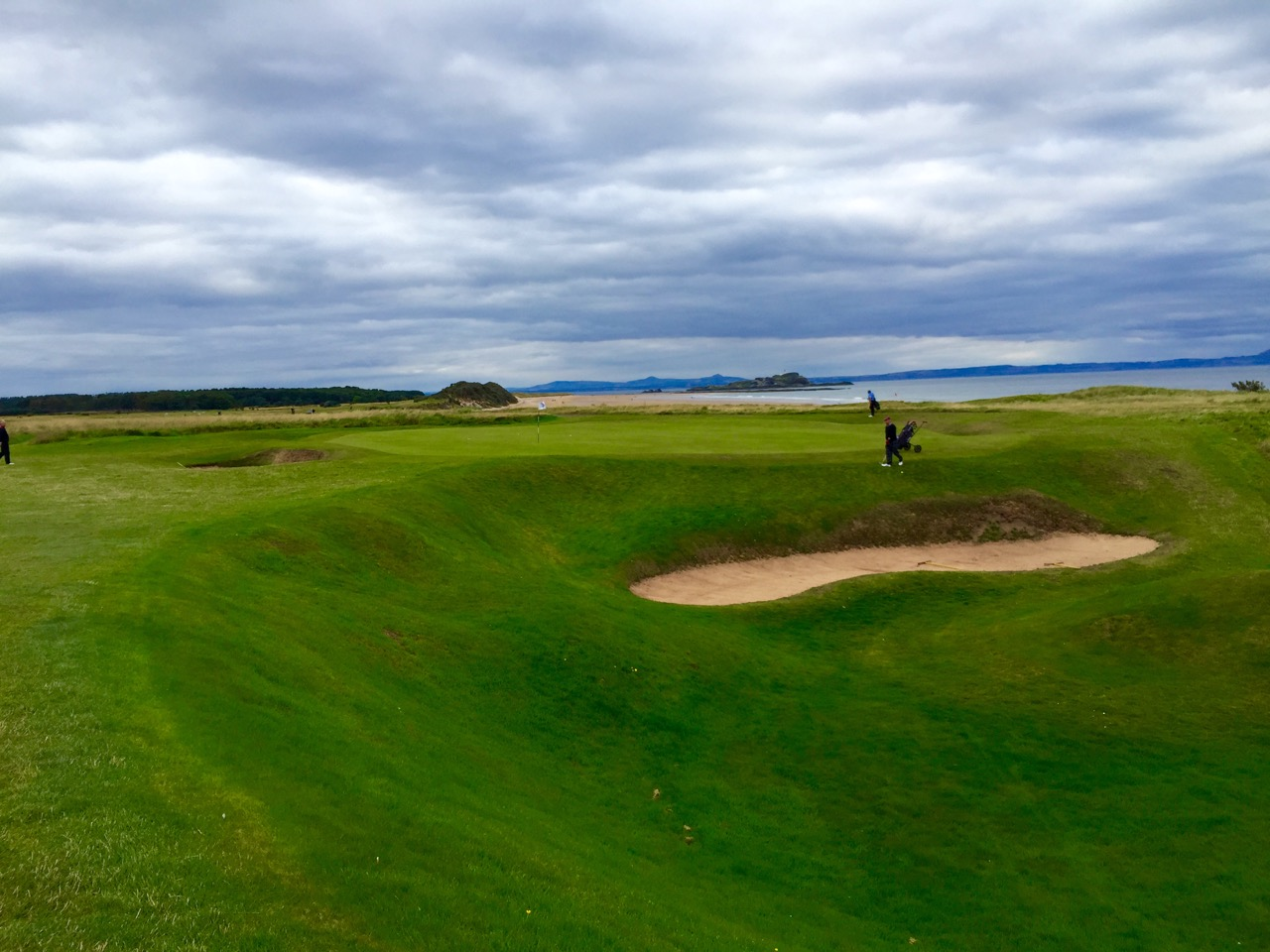 Nth Berwick Golf Links- hole 6