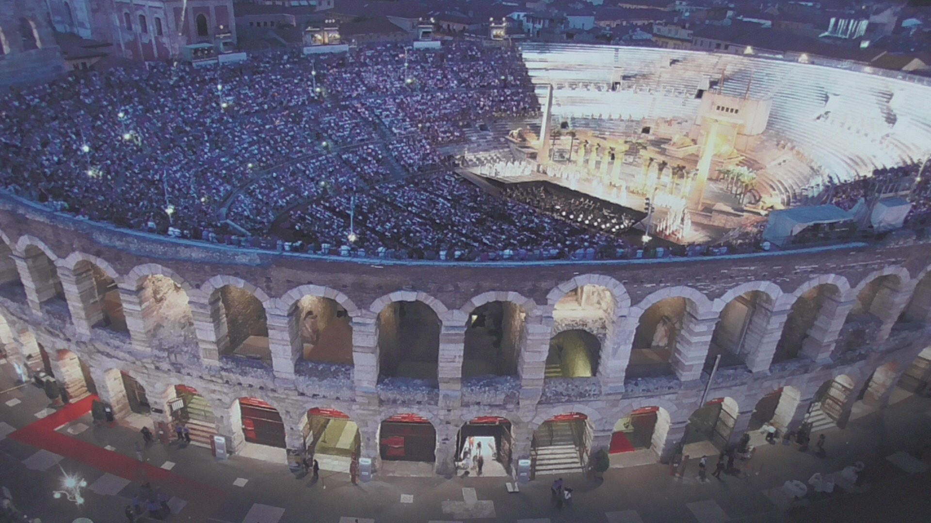 The Arena at Verona
