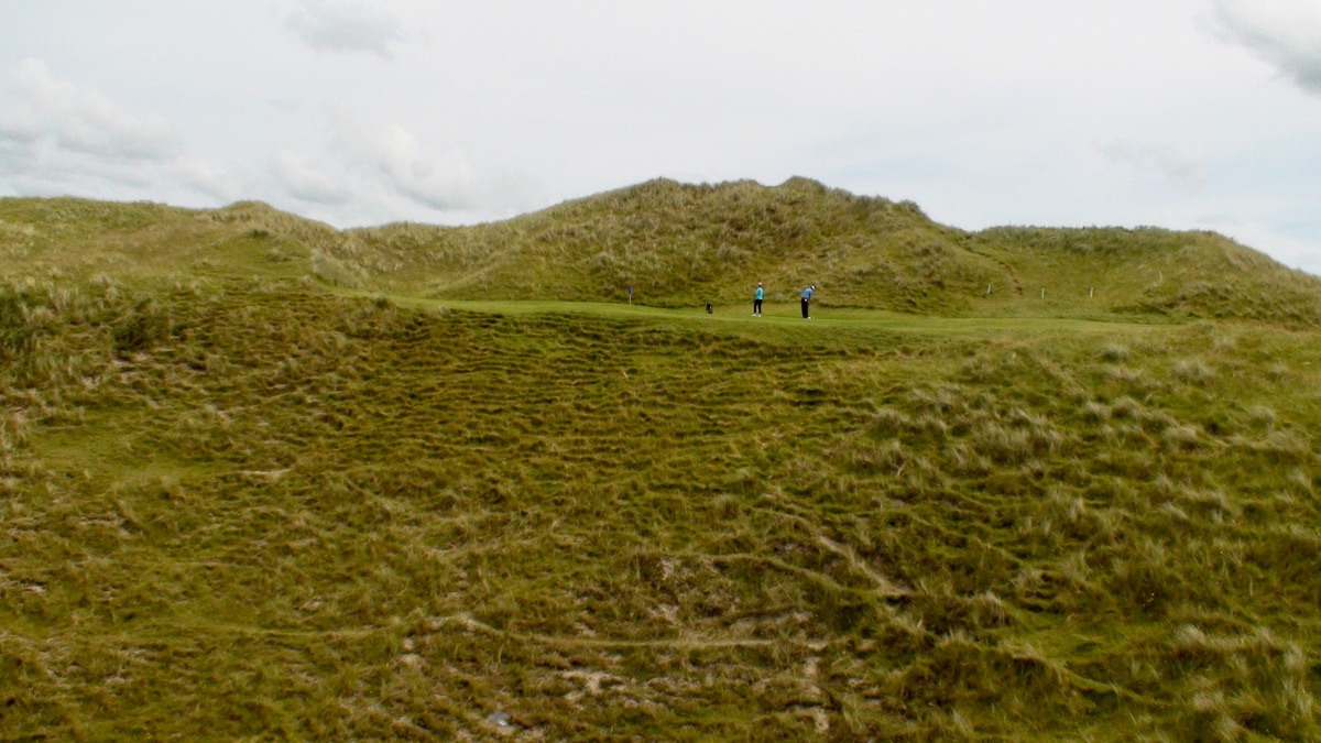 Tralee Golf Links- hole 13