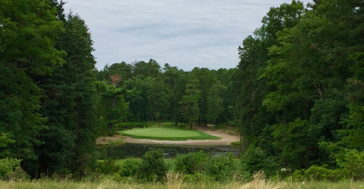 Pine Valley- hole 14