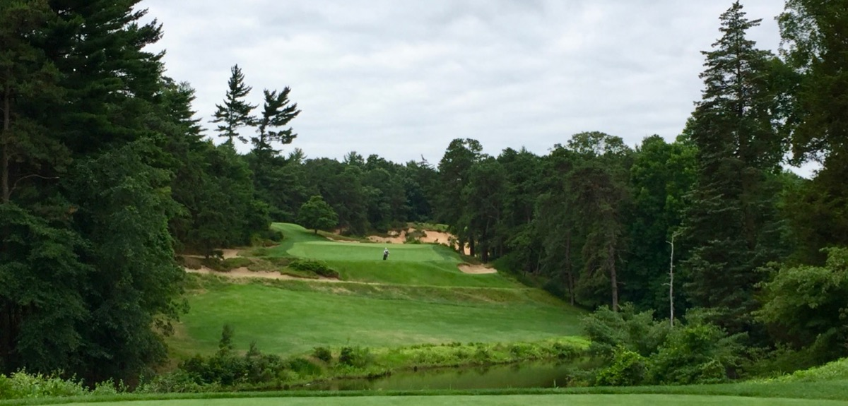 Pine Valley- hole 5