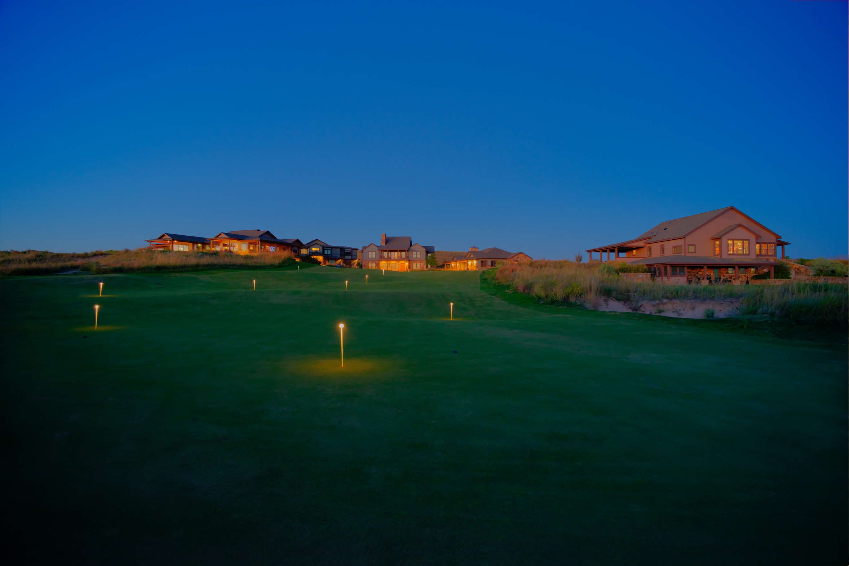 Ballyneal- the commons night putting