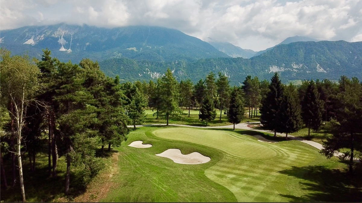 Royal Bled- Kings Course- hole 7